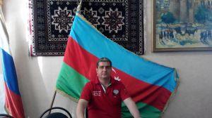 БАГИРОВ под флагом