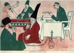 1907-40 ORDUBAD ŞƏHƏRİDARƏSİNİN MƏCLİSİ