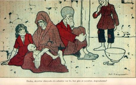 1907-16 Dadaş deyirlər dünyada elə adamlar var ki hər gün